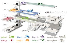 london museum floor map - Google 検索