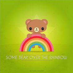 Cute Kawaii Bear illustration