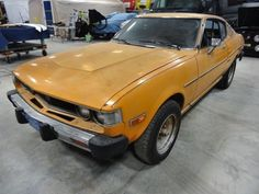 You're Golden: 1977 Toyota Celica GT Liftback #Projects #Toyota - https://barnfinds.com/youre-golden-1977-toyota-celica-gt-liftback/