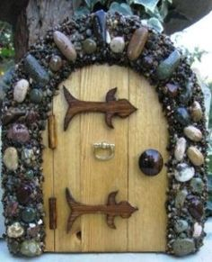 Fae Fairy Door review | buy, shop with friends, sale | Kaboodle
