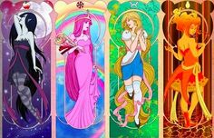 adventure time art - Google Search