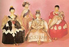 Queen Victoria's dolls