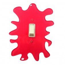 Espelho para Interruptor Grude for R$19,00 - Iluminação - Trekos & Cacarekos - Presentes Criativos e Decoração Criativa