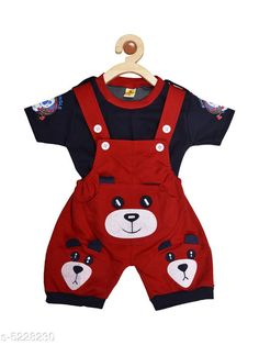 Oneseis & Rompers Prity Girls Jumpsuit   Cotton  Printed Fabric: Cotton Sleeve Length: Short Sleeves Pattern: Printed Multipack: 1 Sizes:  12-18 Months (Bust Size: 20 in Length Size: 16 in Waist Size: 18 in)  6-12 Months (Bust Size: 19 in Length Size: 15 in Waist Size: 16 in)  18-24 Months (Bust Size: 21 in Length Size: 17 in Waist Size: 20 in) Country of Origin: India Sizes Available: 3-6 Months, 6-9 Months, 6-12 Months, 9-12 Months, 12-18 Months, 18-24 Months, 1-2 Years *Proof of Safe Delivery! Click to know on Safety Standards of Delivery Partners- https://ltl.sh/y_nZrAV3  Catalog Rating: ★4.2 (4582)  Catalog Name: Tinkle Funky Kids Girls rompers CatalogID_774247 C59-SC1184 Code: 403-5228230-