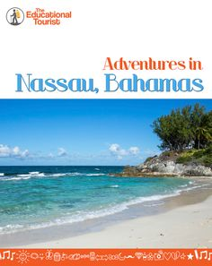 The Adventures in Nassau, Bahamas travel book is written for elementary age children. This fun travel book is full of educational information and cool activities on things like pirates and parrots to get kids excited about their vacation! Bahamas Resorts, Bahamas Honeymoon, Bahamas Vacation, Vacation Trips, Nassau Bahamas, Vacations, Bahamas Island, Places To Travel, Travel Destinations