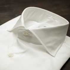 Voile white cotton shirt luxury handmade by @cordone_1956