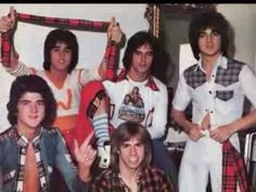 """Maryanne""- The Bay City Rollers. An early but very nice  song from the BCR."