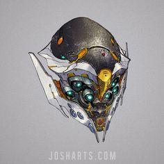 ArtStation - Sketch-bots on Sketchbooks , Josh Matts