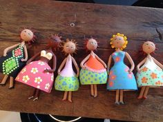 Bonecas de Cabaça - Stella Rachid