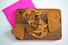 DIY hartjes stroopwafels Wedding Sweets, Wedding Cakes, Kitchen Time, Housewarming Party, High Tea, Party Planning, House Warming, Babyshower, Good Food