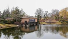 Japanese Garden #4 by Bill Born on Capture My Chicago // Chicgo Botanic Garden