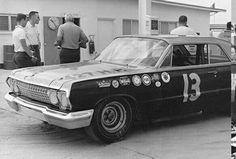 Yunick Mystery Motor powered 63 impala