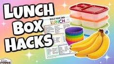 Video: kid lunch box hacks, tips, & how we do it (bunches of Picky Eater Lunch, Picky Eaters, Packing School Lunches, Packing Lunch, Bento Box, Lunch Box, Youtube Hacks, Sandwiches For Lunch, Kids Meals