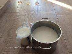 ÚJ ÉV - ÚJ OTTHON: Készíts otthon saját mosószert