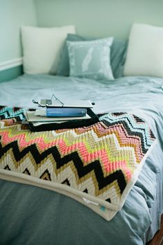Glitter Guide: Style at Home with Sarah Lederman of Chevrons & Stripes. Photographed by Jessica Lorren