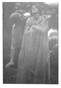 The Plea - Imogen Cunningham - c. 1910