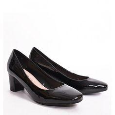 Dámské lodičky černé barvy na nízkém podpatku - manozo.cz Loafers, Flats, Shoes, Fashion, Travel Shoes, Loafers & Slip Ons, Moda, Zapatos, Moccasins