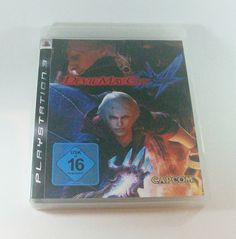 Devil May Cry 4 #Playstation 3 ( #PS3 ) KOMPLETT mit Anleitung #DevilMayCry