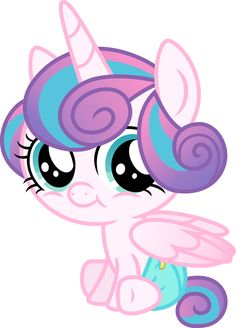 Flurry Heart Sitting by pink1ejack.deviantart.com on @DeviantArt My Little Pony Baby, Baby Pony, My Little Pony Princess, My Little Pony Drawing, Cute Girl Drawing, My Little Pony Friendship, Flurry Heart, Baby Girl Born, Imagenes My Little Pony