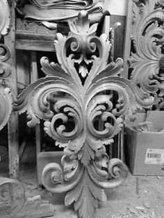 Filligree Design, Filagree Tattoo, Architecture Artists, Plaster Art, Wood Carving Designs, Pattern And Decoration, Stone Statues, Metal Engraving, Wood Ornaments