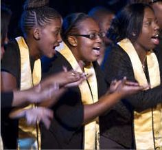 Featured on OWN: Gospel for Teens choir