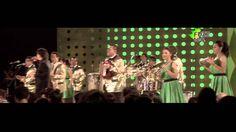 Juventud -- Cumbia Sinfonica con los Angeles Azules. Presentado por Fuze...