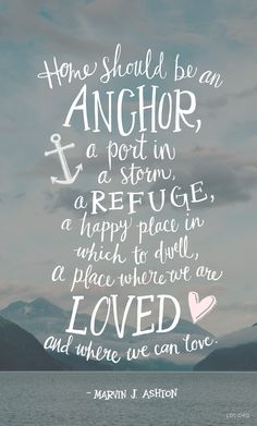 wall quotes wall decals    Our Family  A Circle of Strength     Home should be an anchor  a port in a storm  a refuge  a      Family Time  QuotesThankful