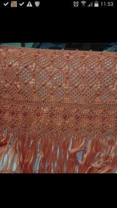 MACRAME...........PC...........Manton macrame Macrame Dress, Macrame Bag, Macrame Jewelry, Kawaii Diy, Passementerie, Natural Cleaners, Lace Making, Crochet, Fiber Art