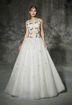 Vestidos de novia yolancris 2016