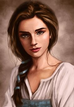 Belle by ArtOfRivana.deviantart.com on @DeviantArt