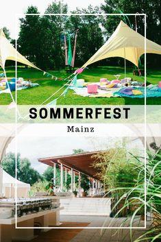 Top 20 Locations für Sommerfeste in Mainz