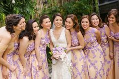 To have a guide on choosing perfect bridesmaids' attire, check our list of the Top 10 Bridesmaids Dress Shops and Designers in the Philippines. Bridesmaid Dresses, Wedding Dresses, Bridal Gowns, Wedding Inspiration, Tops, Design, Fashion, Bridesmade Dresses, Bride Dresses