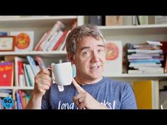 Five Questions (Plus One!) with Peter H. Reynolds - YouTube