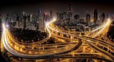 Ночная жизнь в Шанхае – самая бурная и яркая во всем Китае
