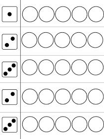 1 5 montessori math bead worksheets atelier and free printable Numbers Preschool, Learning Numbers, Kindergarten Math Worksheets, Kindergarten Lessons, Math Literacy, Preschool Learning Activities, Preschool Activities, Math For Kids, Kids Education