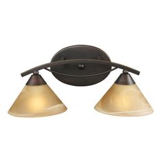 Buy the Elk Lighting Aged Bronze Direct. Shop for the Elk Lighting Aged Bronze 2 Light Vanity Light from the Elysburg Collection and save. Direct Lighting, Elk Lighting, Wall Sconce Lighting, Wall Sconces, Lighting Sale, Bathroom Wall Lights, Bathroom Vanity Lighting, Condo Bathroom, Office Bathroom