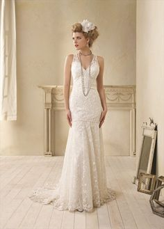 Vintage Inspired Wedding Gowns – Alfred Angelo 2014 Collection