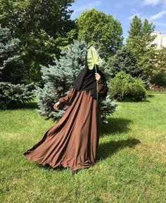 Hijab Niqab, Muslim Hijab, Muslim Women Fashion, Islamic Fashion, Hijabi Girl, Girl Hijab, Islamic Girl Images, Niqab Fashion, Fashion Dresses