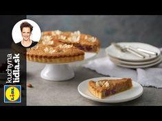 Mandľový koláč s višňovými kvetinkami vás príjemne prekvapí. Okrem toho, že chutí fantasticky, pripravíte ho v naozaj krátkom čase. K tomu vám dopomôže hotov... Lidl, French Toast, Breakfast, Food, Morning Coffee, Essen, Meals, Yemek, Eten