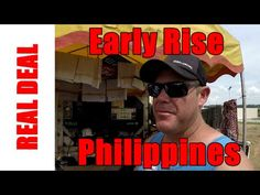Early Rise Philippines  #philippines #realdeal