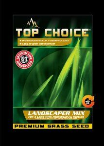 Mountain View Seed 17625 Top Choice 3-Way Perennial Ryegrass Grass Seed Mixture, 10-Pound by Mountain View Seed. $37.04. Selected species for your region. 99.9-percent weed free. Satisfaction guaranteed. Blend of three species. Subject to rigorous inspection standards. Top Choice lawn seed products are the right start to a beautiful lawn. Top Choice's quality ingredients are subject to rigorous inspection standards. This allows us to bring you seed that is 99.9-Percent weed fre...