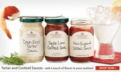 Love Stonewall Kitchen products!