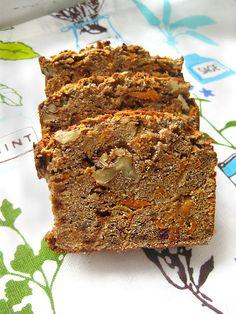 Gluten-Free Carrot Nut Bread - Simply Quinoa