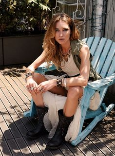 S Moda Magazine    photography: Eric Guillemain, stylist: Isabel Moralejo