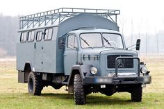 Magirus Highway To Hell, Bug Out Vehicle, Off Road Camper, Off Road Adventure, Expedition Vehicle, Trucks, House On Wheels, Go Outside, Outdoor Camping