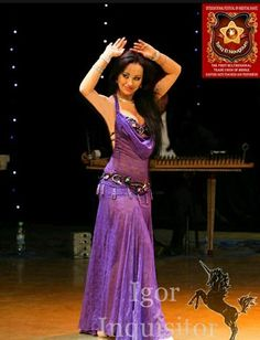 Katia Solpanova. Dancer Moskwa - Belly Dance Rusia. by http://vk.com/albums7544483