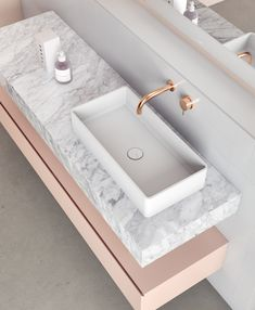 New Fiora Collections at Cersaie Colors, textures and materials. New combining for the bathroom - Decor Diy Home Bathroom Design Luxury, Modern Bathroom, Master Bathroom, Feminine Bathroom, Girl Bathrooms, Bathroom Marble, Minimal Bathroom, Bathroom Bath, Boho Bathroom