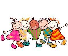 Spelende kinderen — Stockillustratie #9218912
