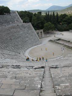 Sanctuaire d'Asclépios en Epidaure