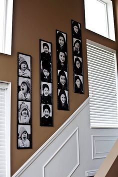 24 Ways to Hang Your Favorite Prints and Photos via Brit + Co